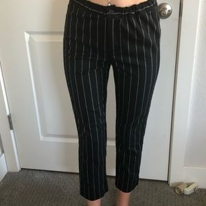 Brandy Melville John Galt Striped Pants OS